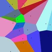 Voronoi diagram - Wikipedia, the free encyclopedia