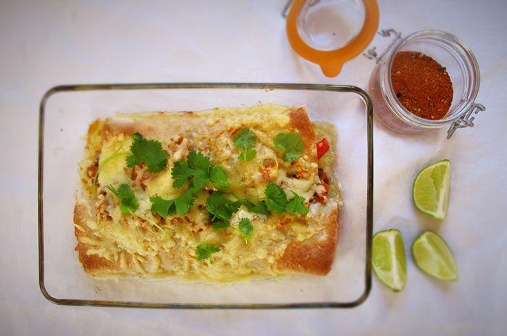 LowFODMAP/ lavFODMAP  Enchilada
