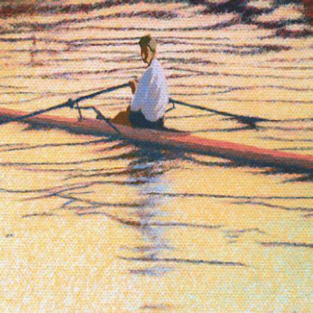 rowing art - Google Search