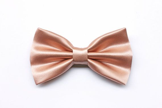 Papillon rosa in seta per uomo rosa antico rosa di ScoccaPapillon