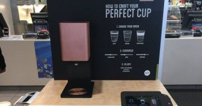 McDonalds Responds To Minimum Wage Hikes, Launches McCafe Coffee Kiosk; Welcome to McUnemployment.
