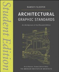 Download Architectural Graphic Standards, 11th edition ebook (pdf)
