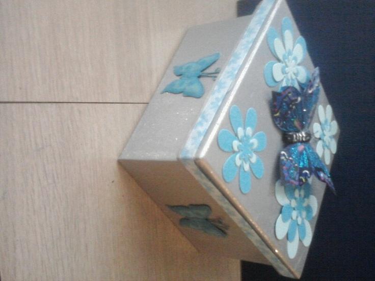 A pretty box i made