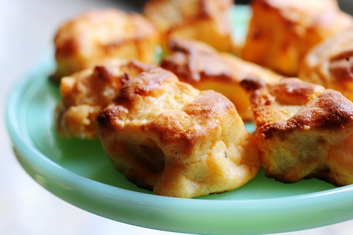 Cheddar Puffs | Recipe