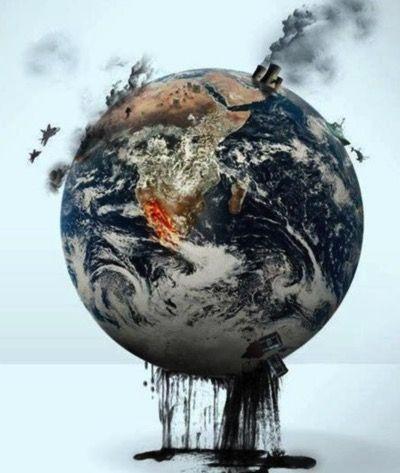 Combustibles convencionales como el petróleo, gas y carbón son grandes responsables de la contaminación ambiental. #Smog y salud