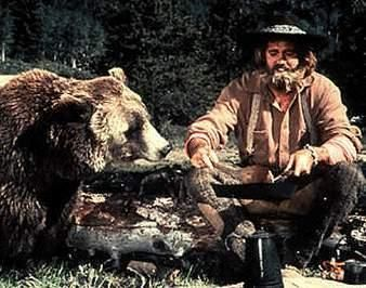 Grizzly Adams. Such a wonderful show.