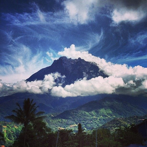 Mt Kota Kinabalu