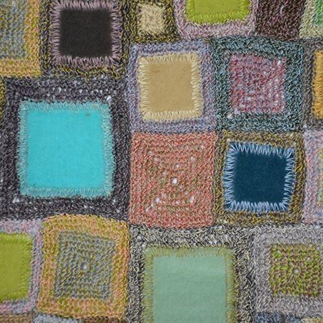 Scarf, Mariah - Sophie Digard crochet