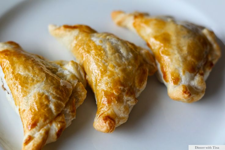 Curry puffs - Thermomix and non Thermomix recipe