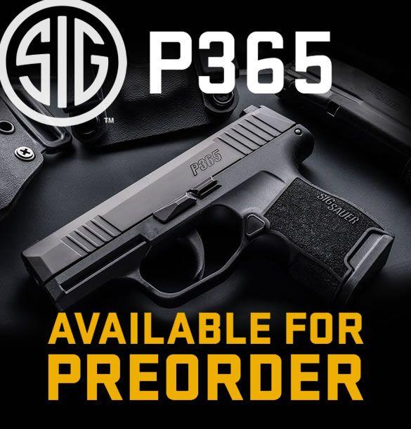 Sig P365 9mm Pistol for Sale | Stuff to buy | Sig sauer 9mm