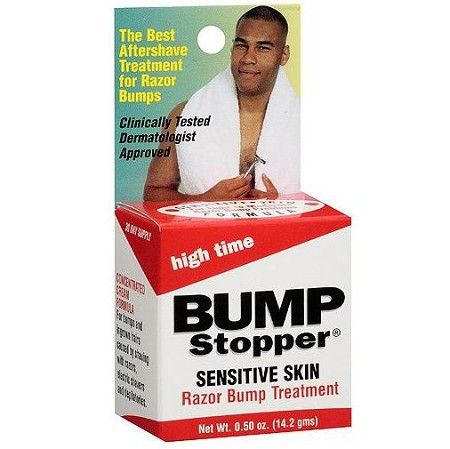 High Time Bump Stopper Razor Bump Treatment - Sensitive Skin 0.5 oz $3.65   Visit www.BarberSalon.com One stop shopping for Professional Barber Supplies, Salon Supplies, Hair & Wigs, Professional Products. GUARANTEE LOW PRICES!!! #barbersupply #barbersupplies #salonsupply #salonsupplies #beautysupply #beautysupplies #hair #wig #deal #promotion #sale #bumpstopper #razorbump #treatment #sensitiveskin