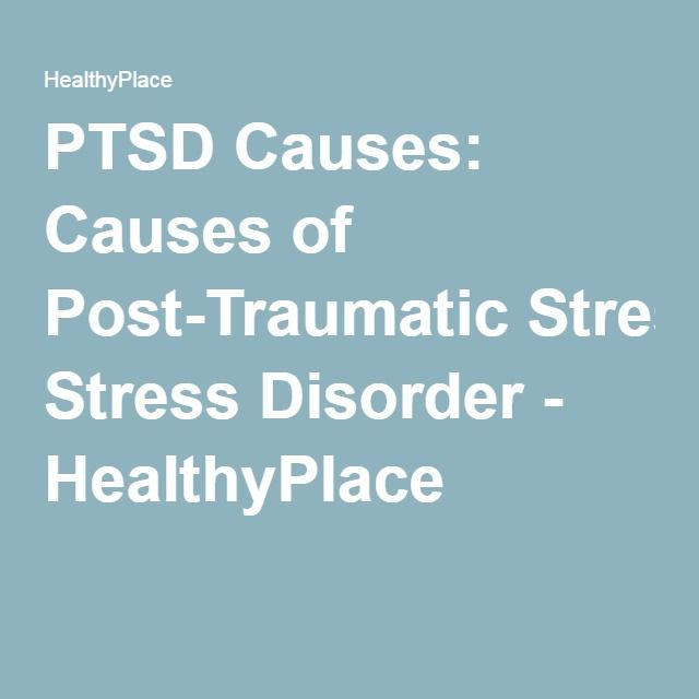 the causes and effects of posttraumatic stress disorder ptsd The post-traumatic stress disorder–8 items (ptsd-8) is an eight-item  the  ptsd-8 is designed to assess trauma symptoms in refugee populations, and.
