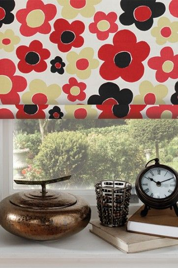 fabred rollerblind