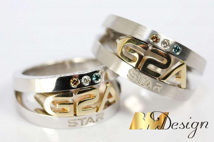 G2A Sygnet wykony na specjalne zamówienie. BM Design Rzeszów sygnet na zamówienie #sygnet #obrączki #obrączkiślubne #pierścionekzaręczynowy #jubiler #złotnik #naprawa #nazamówienie