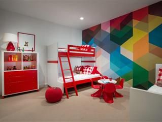 5 Ways to Make a Geometric Accent Wall
