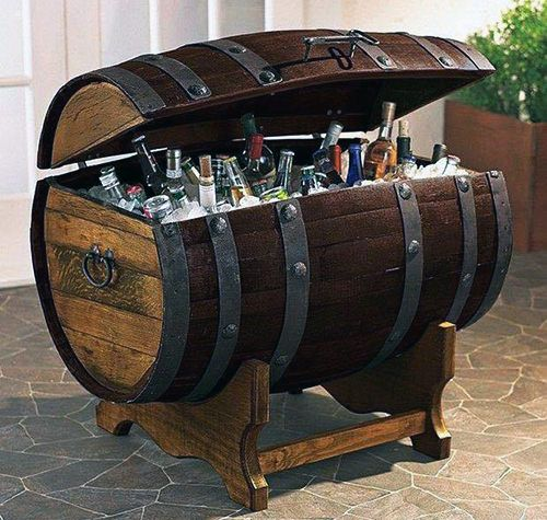 With millions of barrels in use around the world, old used ones are repurposed in all sorts of creative ways. Here are 18 of our favorite ways to repurpose!