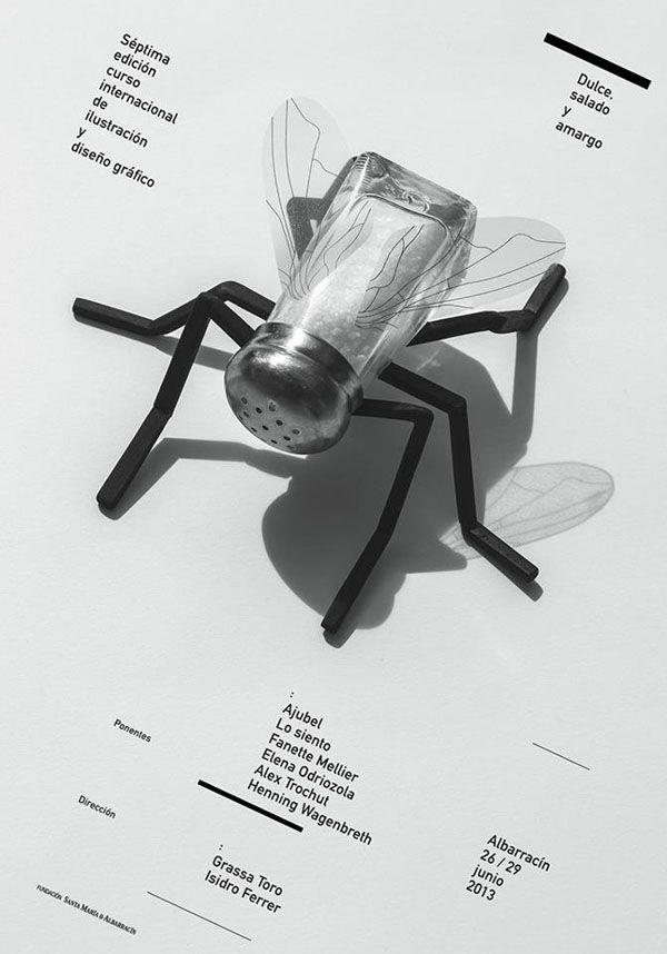 Dulce, salado y amargo, Séptima edición del curso internacional de ilustración y diseño gráfico, en Albarracín,