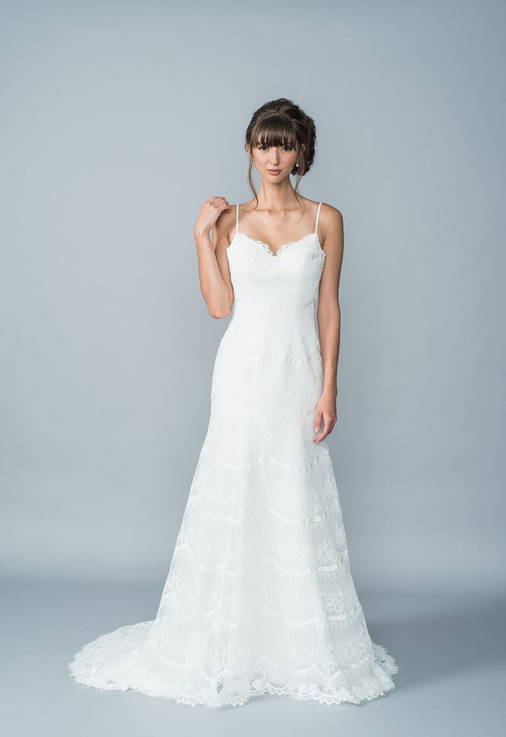 Fresh Lis Simon Style Halifax offered exclusively at Something White Bridal Boutique