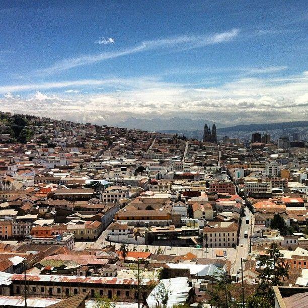 La Ronda en Quito, Pichincha