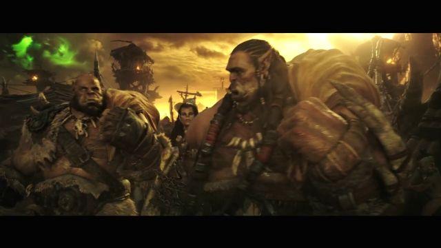 Watch Warcraft (2016) Trailer.