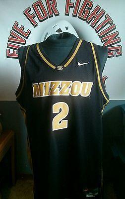Missouri Tigers Basketball jersey NCAA Mizzou