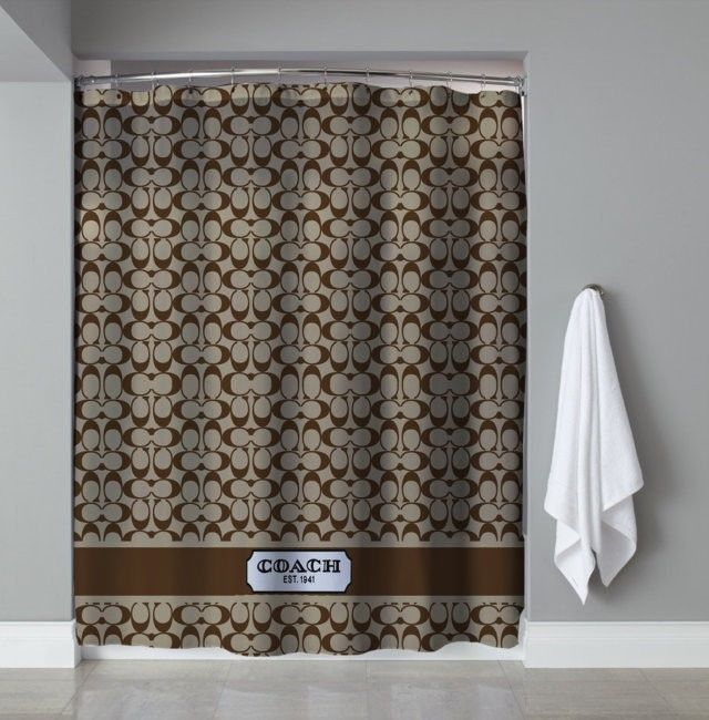 "Beautiful Brown Coach New York Cute Pattern Shower Curtain 60"" x 72"" Print On #Unbranded #Modern #Home_Decor #Home #Decor #Shower_Curtain #Shower #Curtain #Bathroom #Bath #Room #Bath_Room #eBay #Amazon #New #Top #Hot #Best #Bestselling #Best_Selling #Home&Living #Print #On #Print_on #Fashion #Trending #Woman #Man #Teenager #Cheap #Rare #Limited #Edition #Limited_Edition #Unbranded #Generic #Custom #Design #Beautiful #Cool #Accessories #Master #Piece #Luxury #Elegant #Gift #Birthday #Present…"