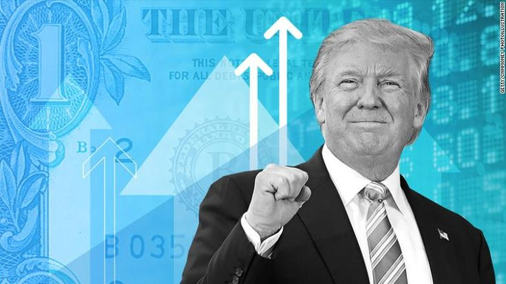 Trump approval sinks while economy booms