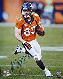 Wes Welker Denver Broncos Autographs