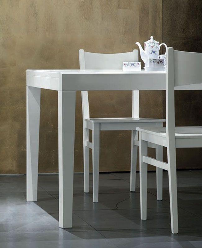 Asso, tavolo in Legno by DOMITALIA.