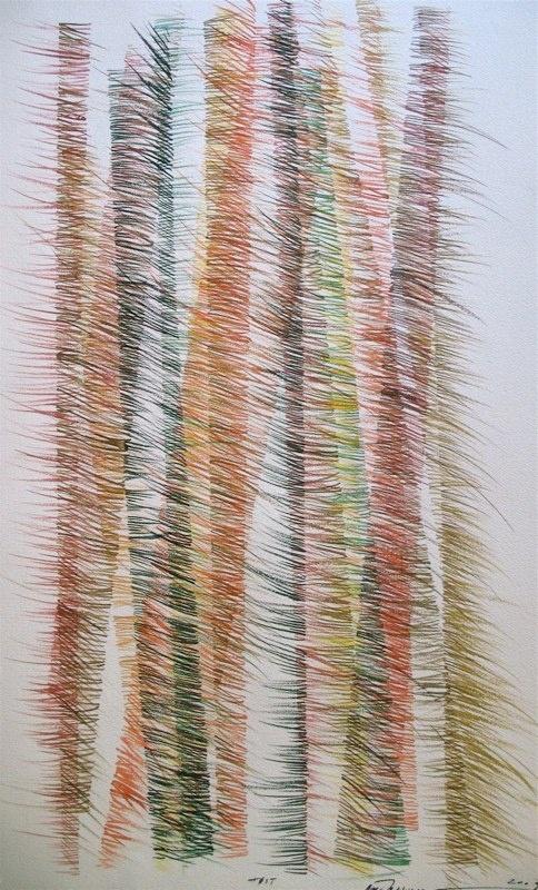 Åse Margrethe Hansen, watercolor, 2003