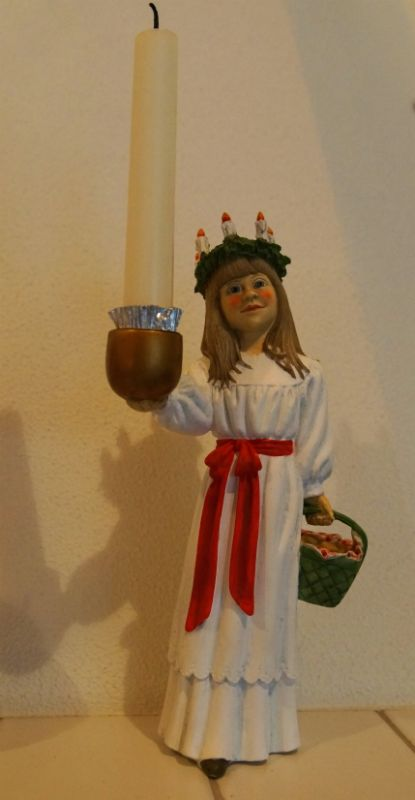 Lucia candleholder #Finland