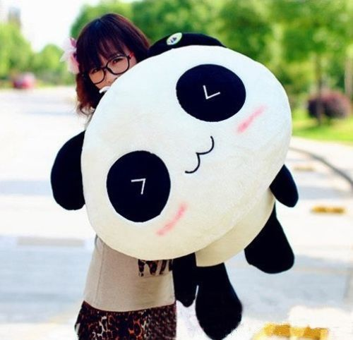 SINYO Plush Toy Stuffed Animal Cute Panda Gift 70cm PT016 | eBay