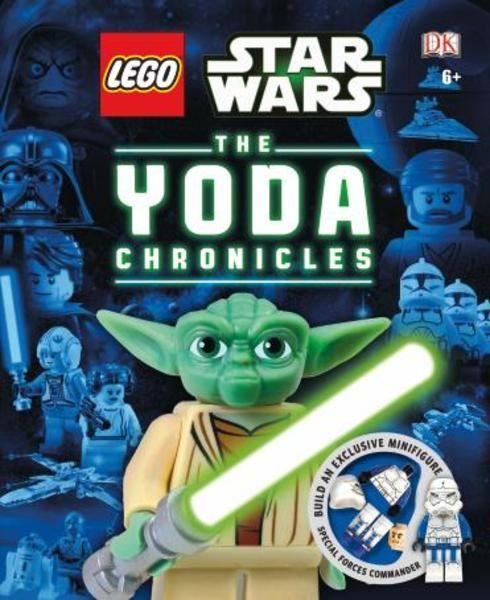 4. LEGO Star Wars the Yoda Chronicles