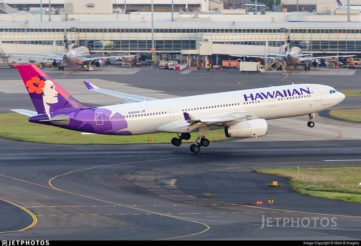 Photo of N360HA - Airbus A330-243 - Hawaiian Airlines