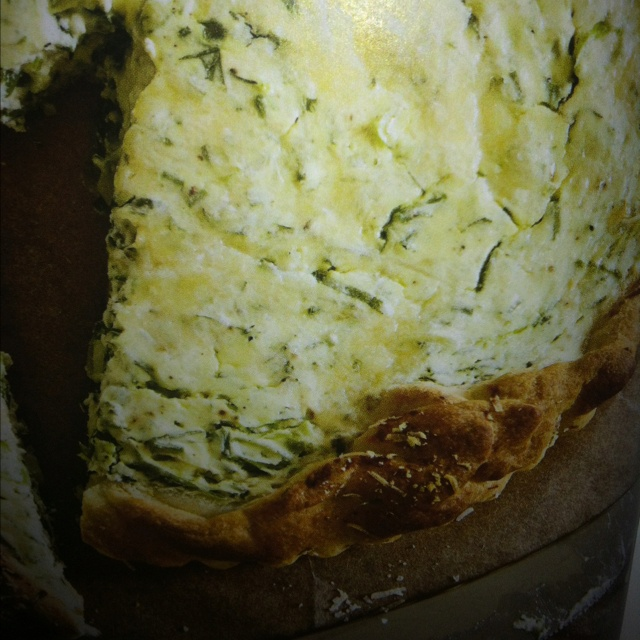 Herbed ricotta tart (one dish meals p11) | Receitas | Pinterest ...