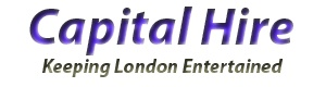 Capital Hire Dedicated Rental Site, furniture rental including table and chair hire in london. catering plus more and all deliverd and collected