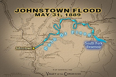Remembering the Devastating Johnstown Flood