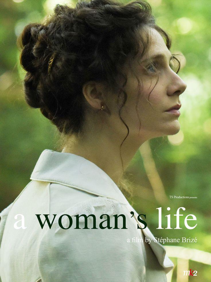 Une vie (A Woman's Life) by Stéphane Brizé. #Venezia73 In Competition.  Poster.