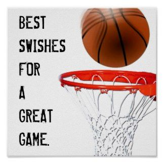 Basketball Poster Ideas | Girls Basketball Gifts - Shirts, Posters, Art, & more Gift Ideas