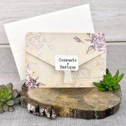Invitatii nunta DELUXE :: Colectia EMMA :: Invitatie de nunta cod 39313 - Eventisimo