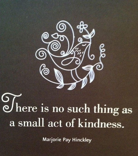 little acts of kindness big Krizovatka noah and the whale's give a little love corpfa acts of kindness random acts of kindness touching video shows the ripple effect of acts of kindness.