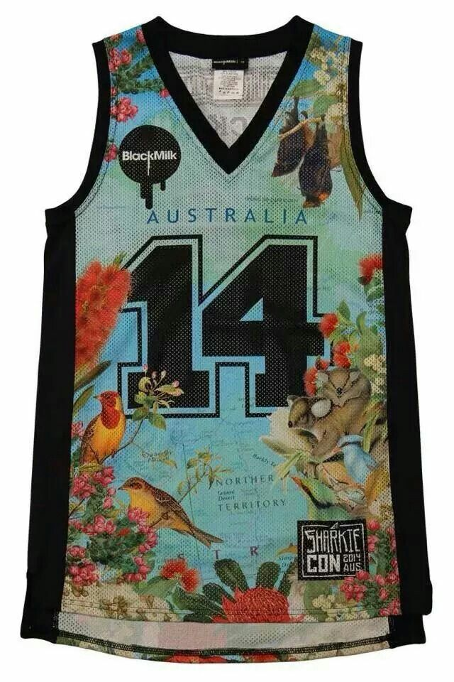 2014 SharkieCon AUS Shooter - BANNED  **The matching Bandanna is also banned**