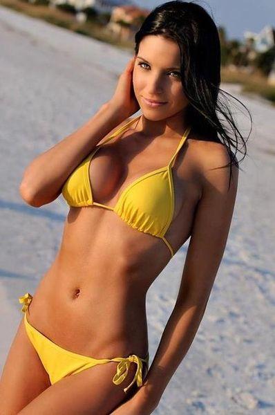 Brasilianisches Babe