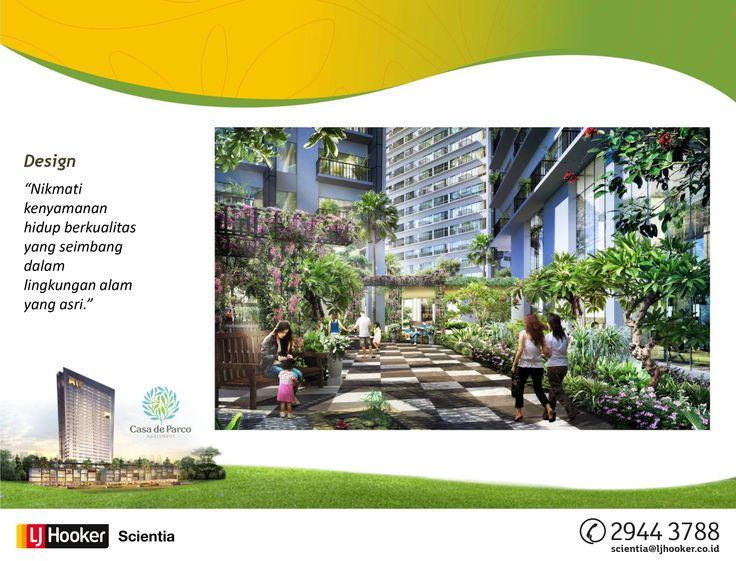 MAGNOLIA Tower @ Casa de Parco Apartment, BSD City