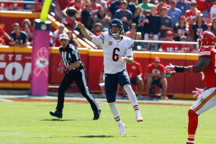 Daily Fantasy: Price is right for Jay Cutler in Week 9 - Due to the assortment of key players being injured or on bye week, finding DFS value at wide receiver position is going to be tough in Week 9.....