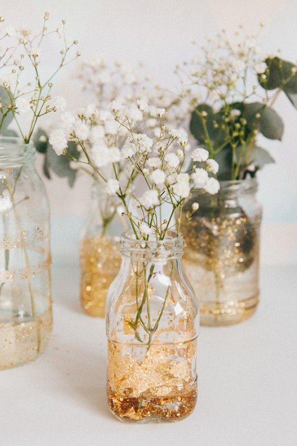 Les Vases Shiny With Idee Deco Pour Grand Vase En Verre