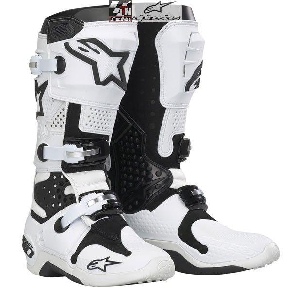 ¿Te gustan los modelos de botas de Alpinestars? Entra en Latiendamotera y consulta sus precios, disponibilidad y tallas http://latiendamotera.es/136-botas-enduro-alpinestar-tech-10.html