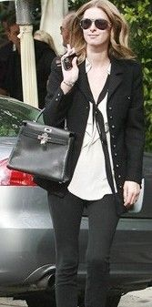 #HERMèS #KELLY 35 #BAG - #NICKYHILTON