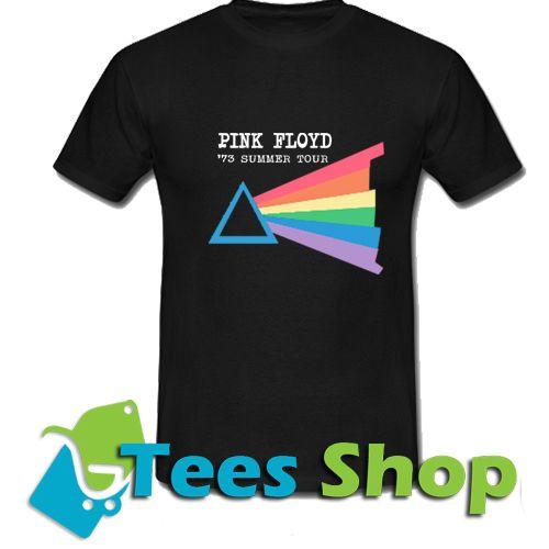 Pink Floyd 73 Summer Tour T-Shirt