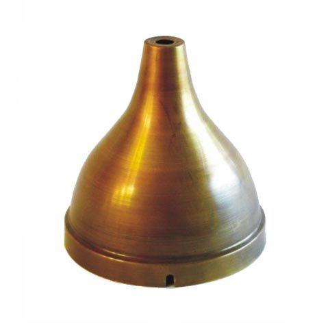comprar comprar campana latonada tipo embudo fabricar lampara comprar pantallas acabado latn lamparas
